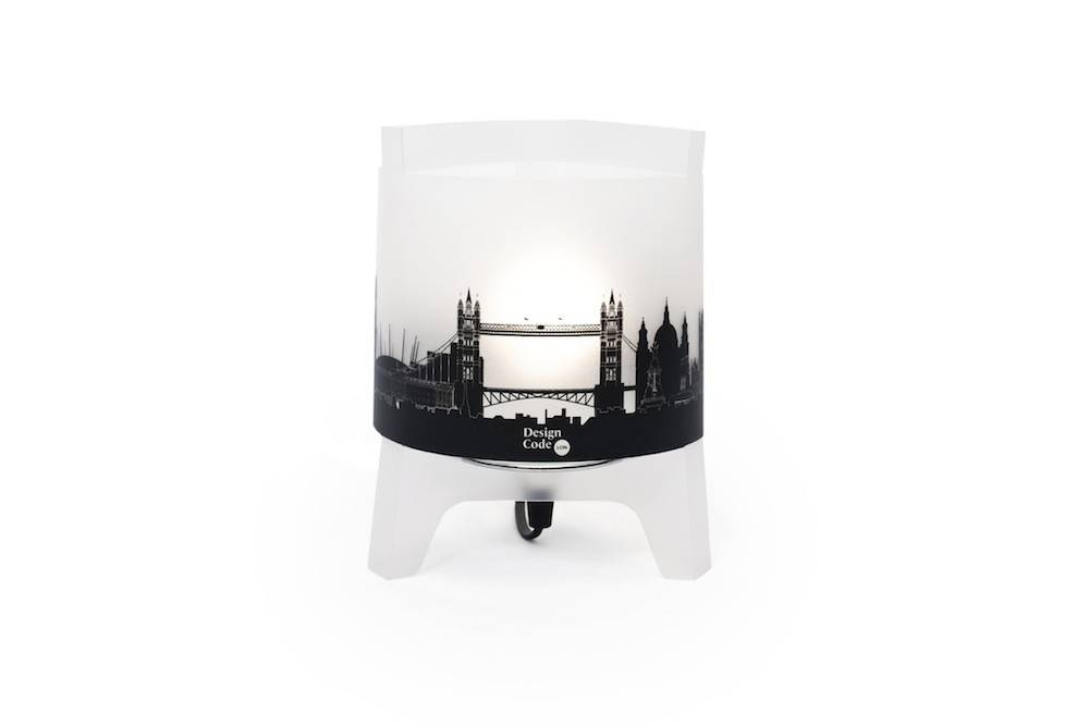 Image of   Bordlampe - City Lamp (London)