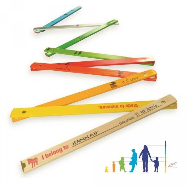 Image of   Målebånd til voksende børn - Kids-Life Meter