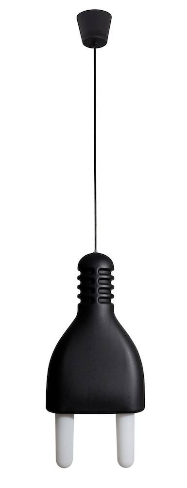 Image of   Lampe - Plug Lamp (Sort)