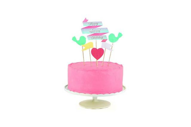 Image of   Kagepynt - Sweet Cake
