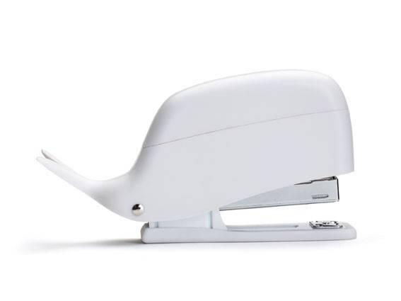 Image of   Hæftemaskine - Moby (Hvid)