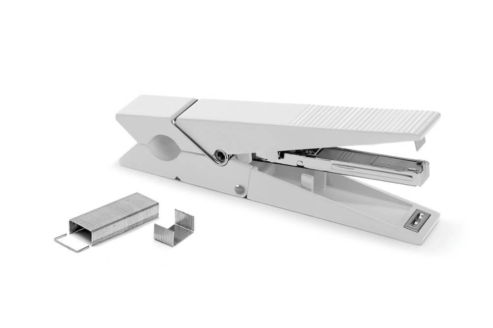 Image of   Hæftemaskine - Paper Peg (Hvid)