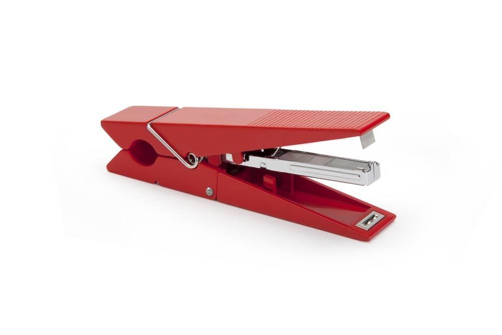 Image of   Hæftemaskine - Paper Peg (Rød)