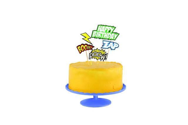 Image of   Kagepynt - Comic Cake