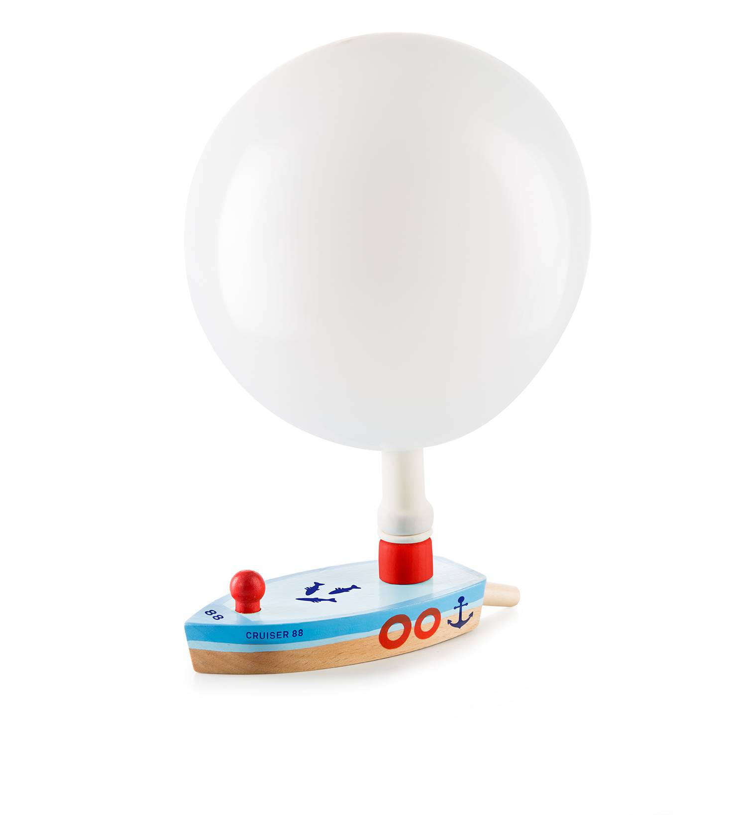 Image of   Ballon båd - Balloon Pusters (Cruiser 88)