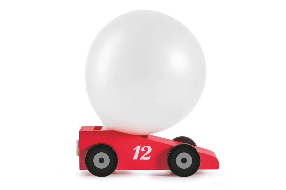 Image of Ballon bil - Balloon Racer (Roadster)