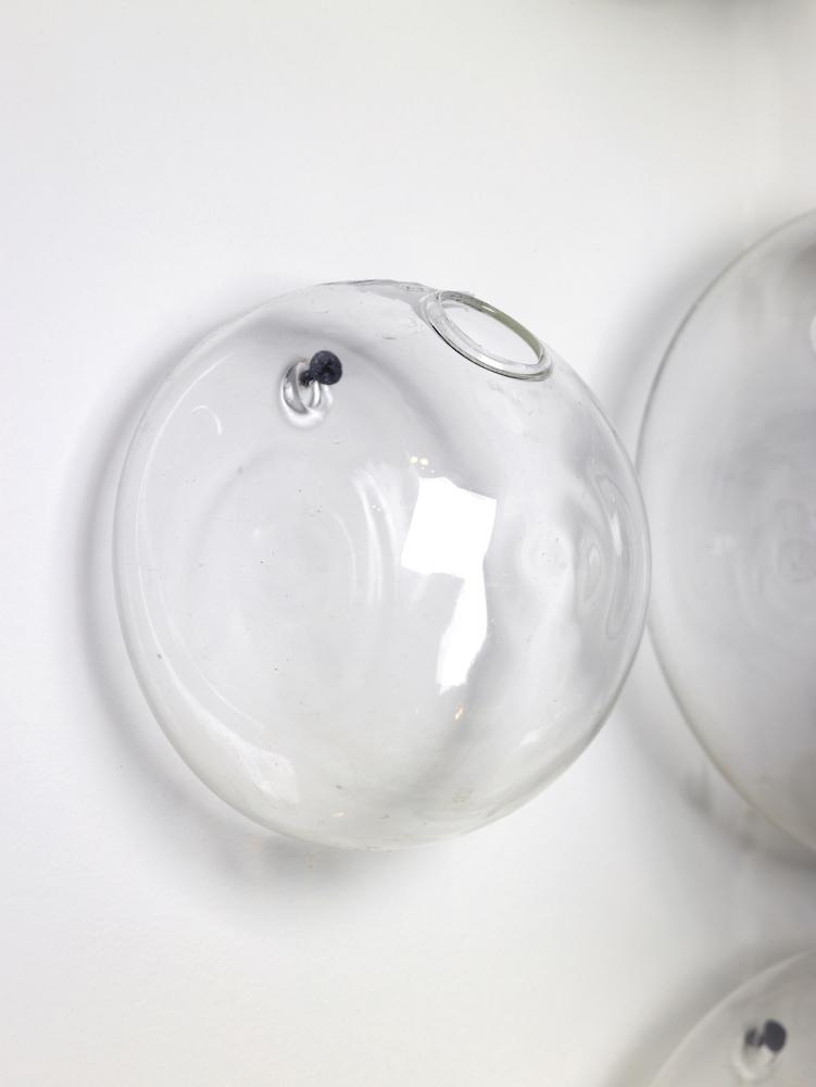 Væghængt vase - Hanging vase - Small - 13x9 cm