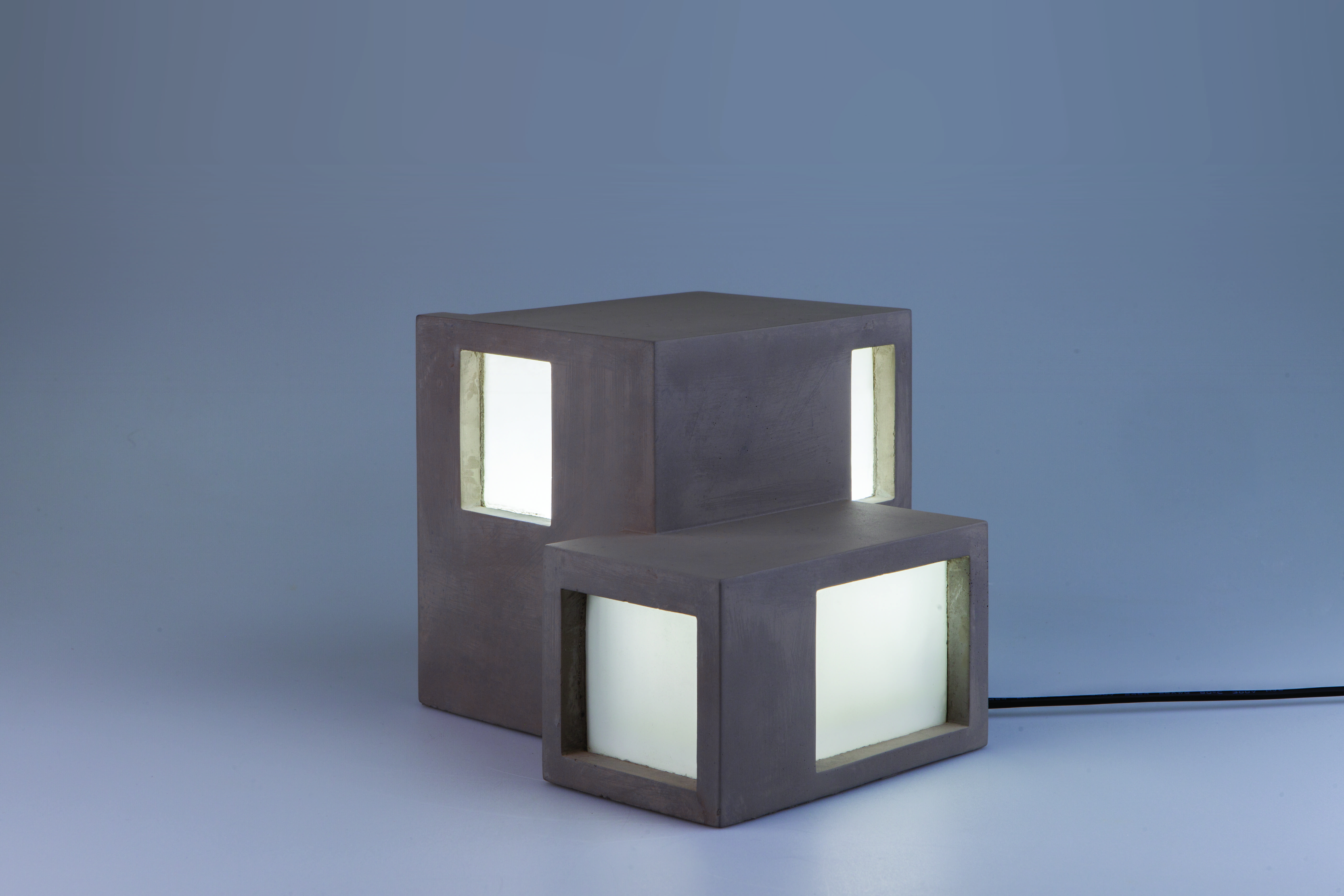 Image of   Lampe - Archilamp (Cube)