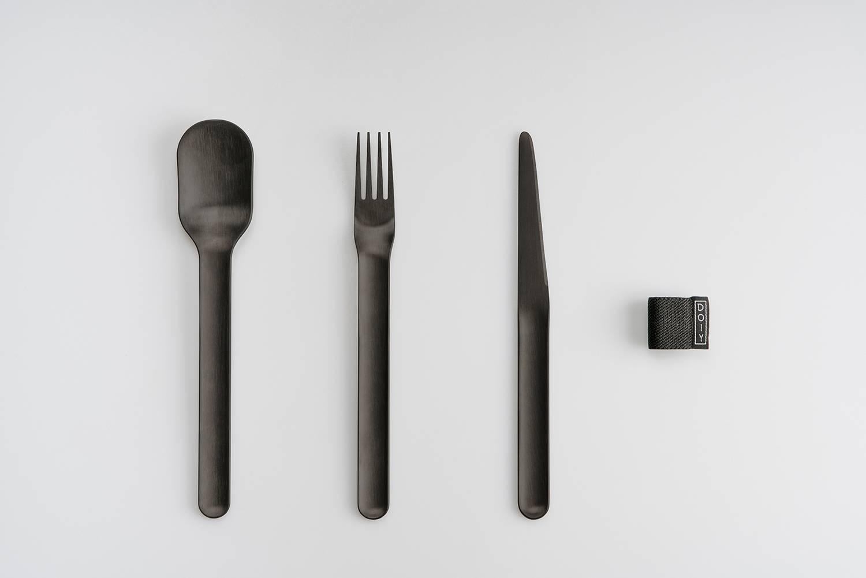 Image of   Bestik - Nigiri Cutlery