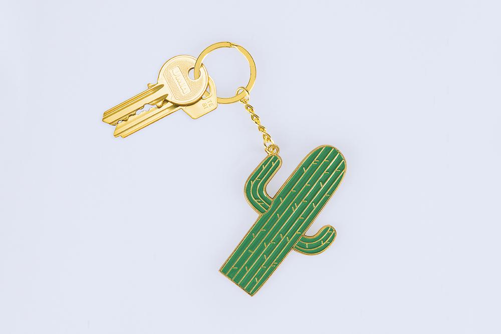 Nøglering - Oversized (Cactus) thumbnail