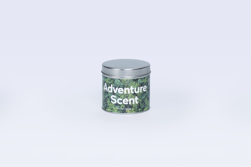 Image of   Duftlys - Emotion Candle (Adventure)