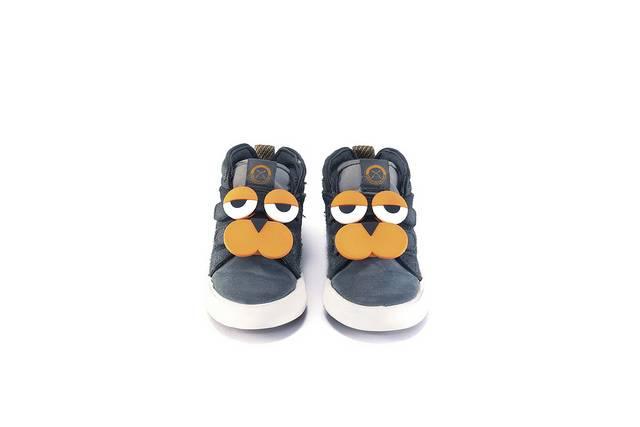 Image of Accessories til sko - Wild Shoes (Tiger)