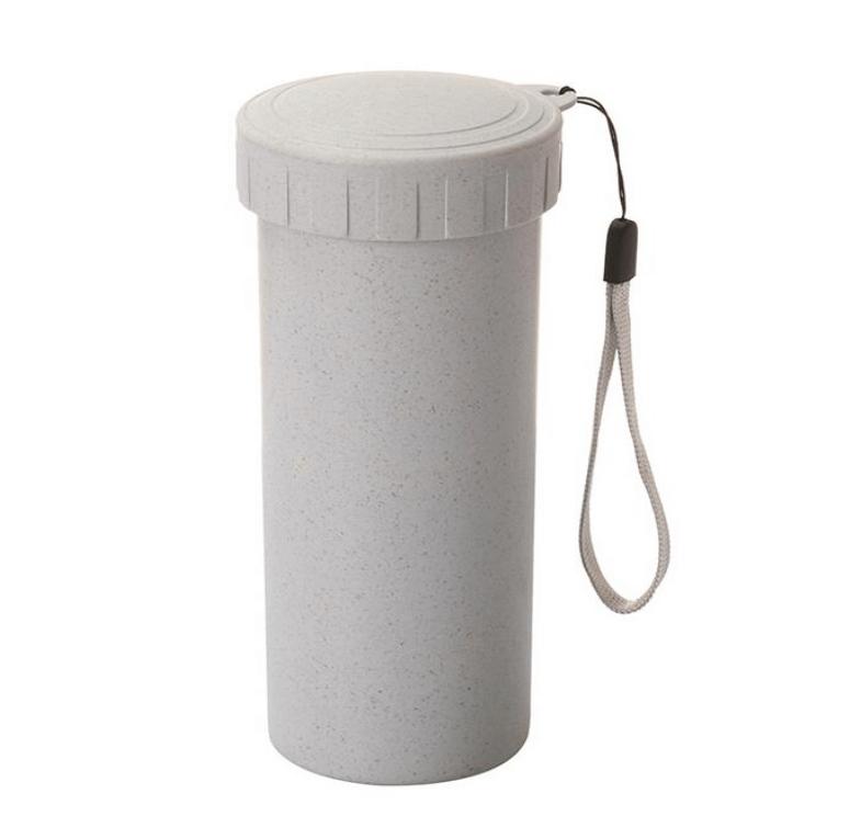 Kasia Lilja - Drikkedunk - My Bottle - Blågrå - 450 ml