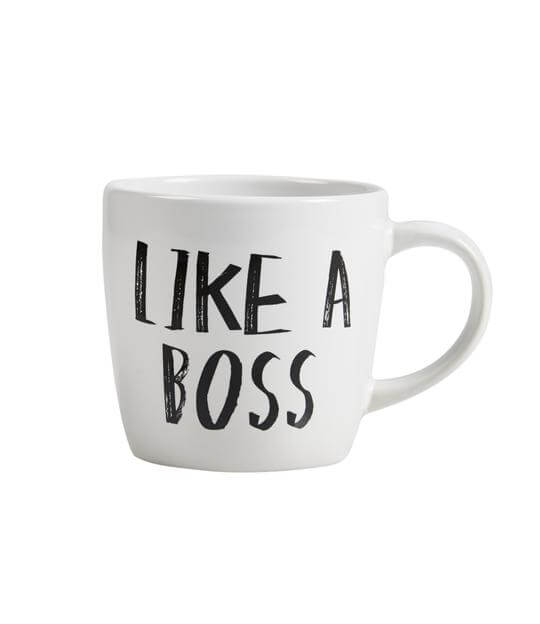 Image of   Kasia Lilja - Krus - LIKE A BOSS - 300 ml