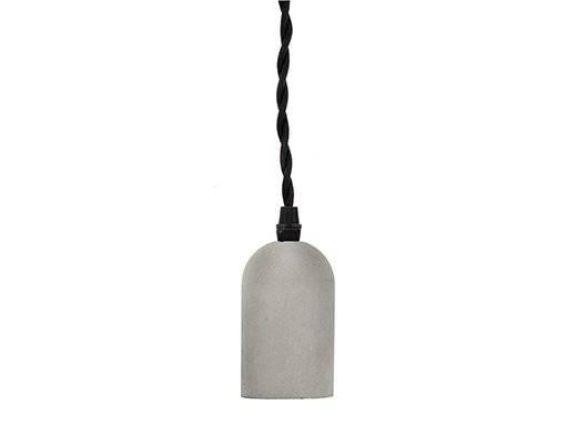 Image of   Fatning m. ledning - Cylinder Concrete