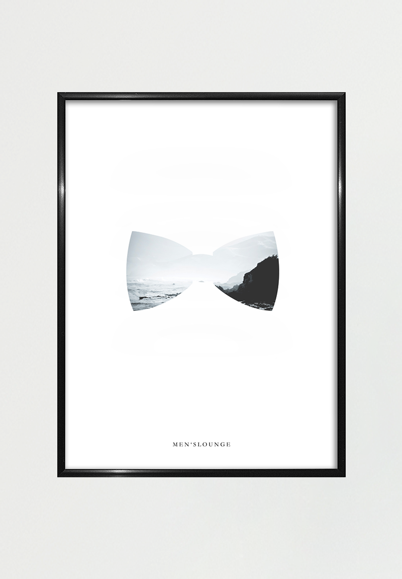 Image of   Nature Bow Tie A4