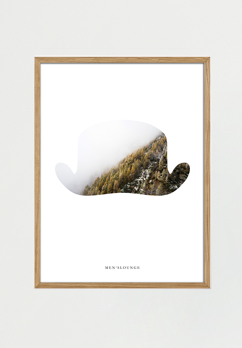 Image of   Nature hat A4