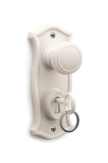 Image of   Nøgleholder - Doorman (Hvid)