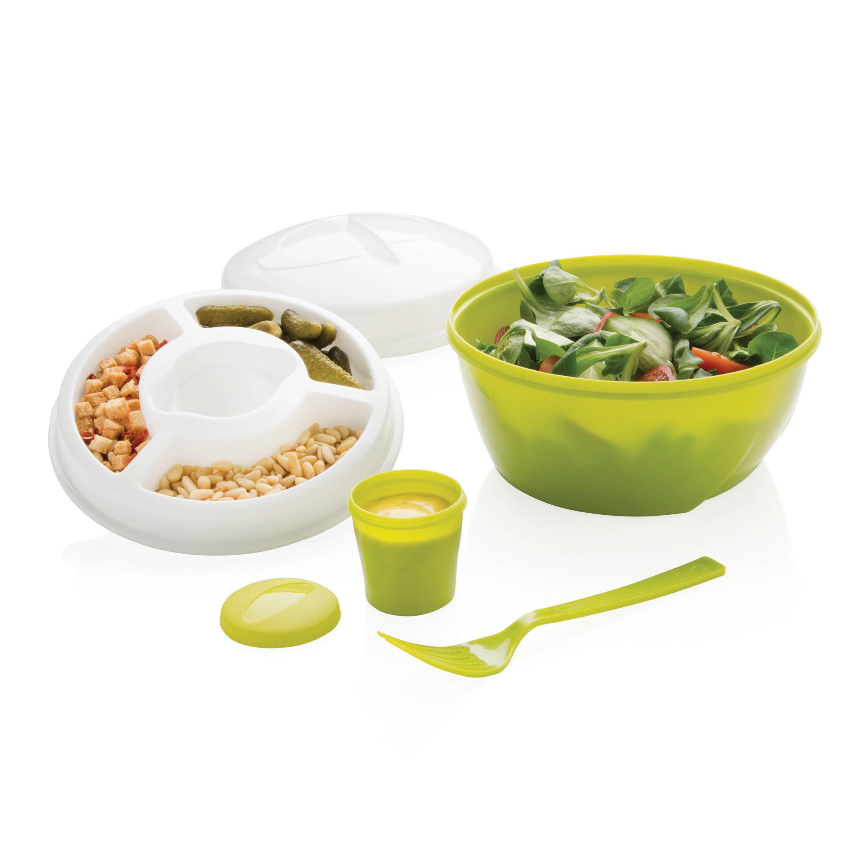 Billede af Salatskål - Salad2go box