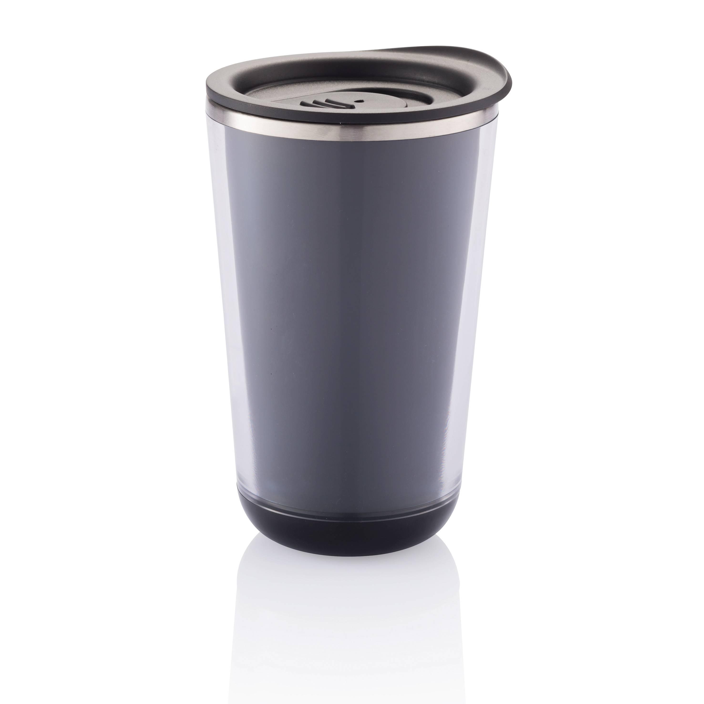Image of   Termokrus - Dia Tumbler (Sort) - 350 ml