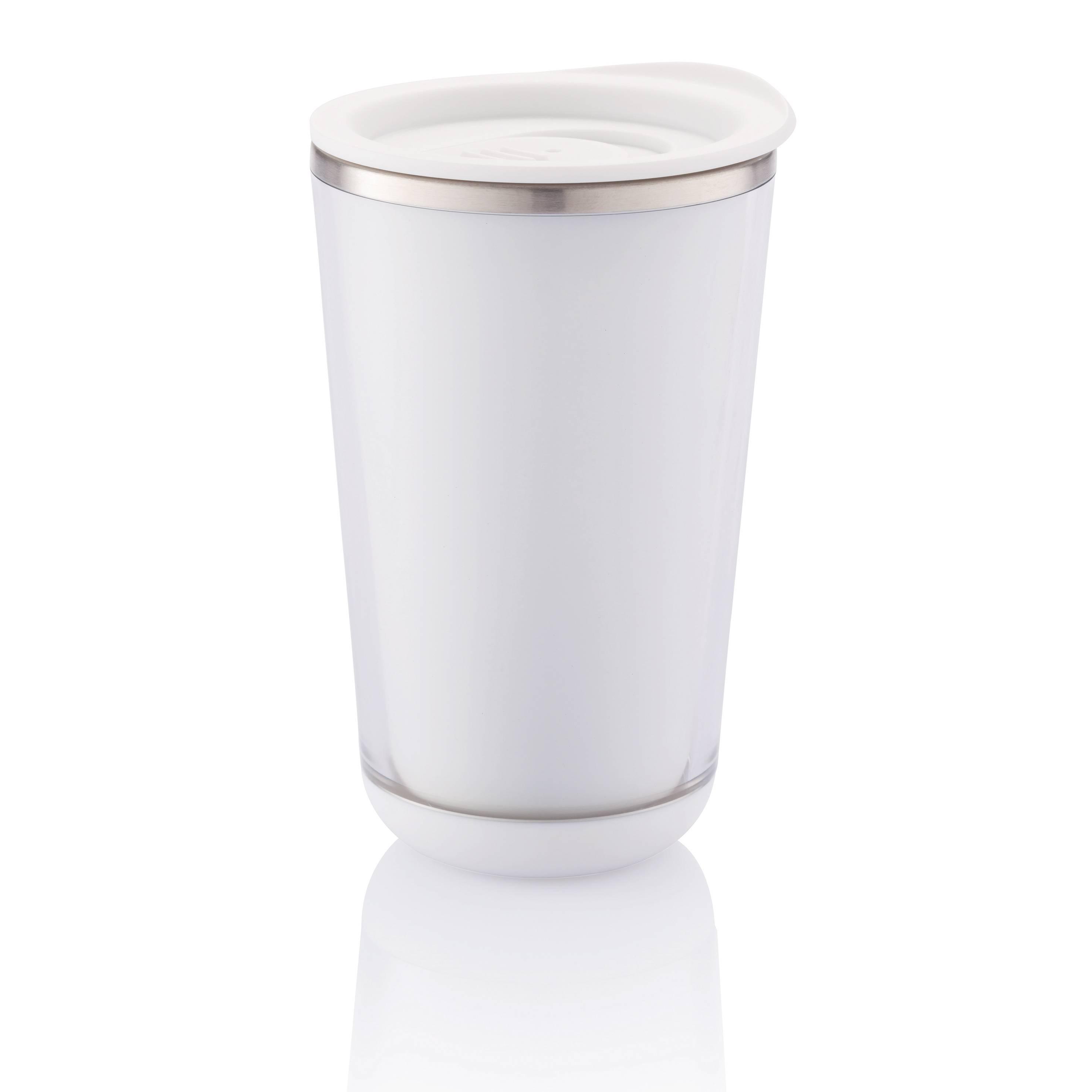 Image of   Termokrus - Dia Tumbler (Hvid) - 350 ml