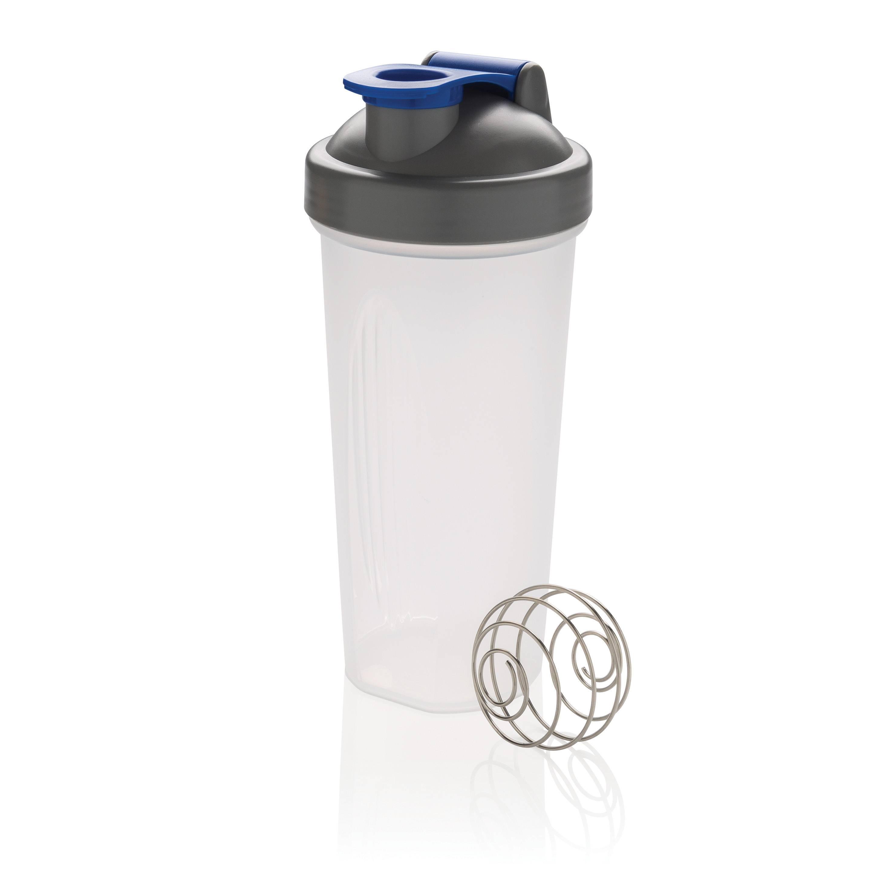 Shakerflaske (Blå)