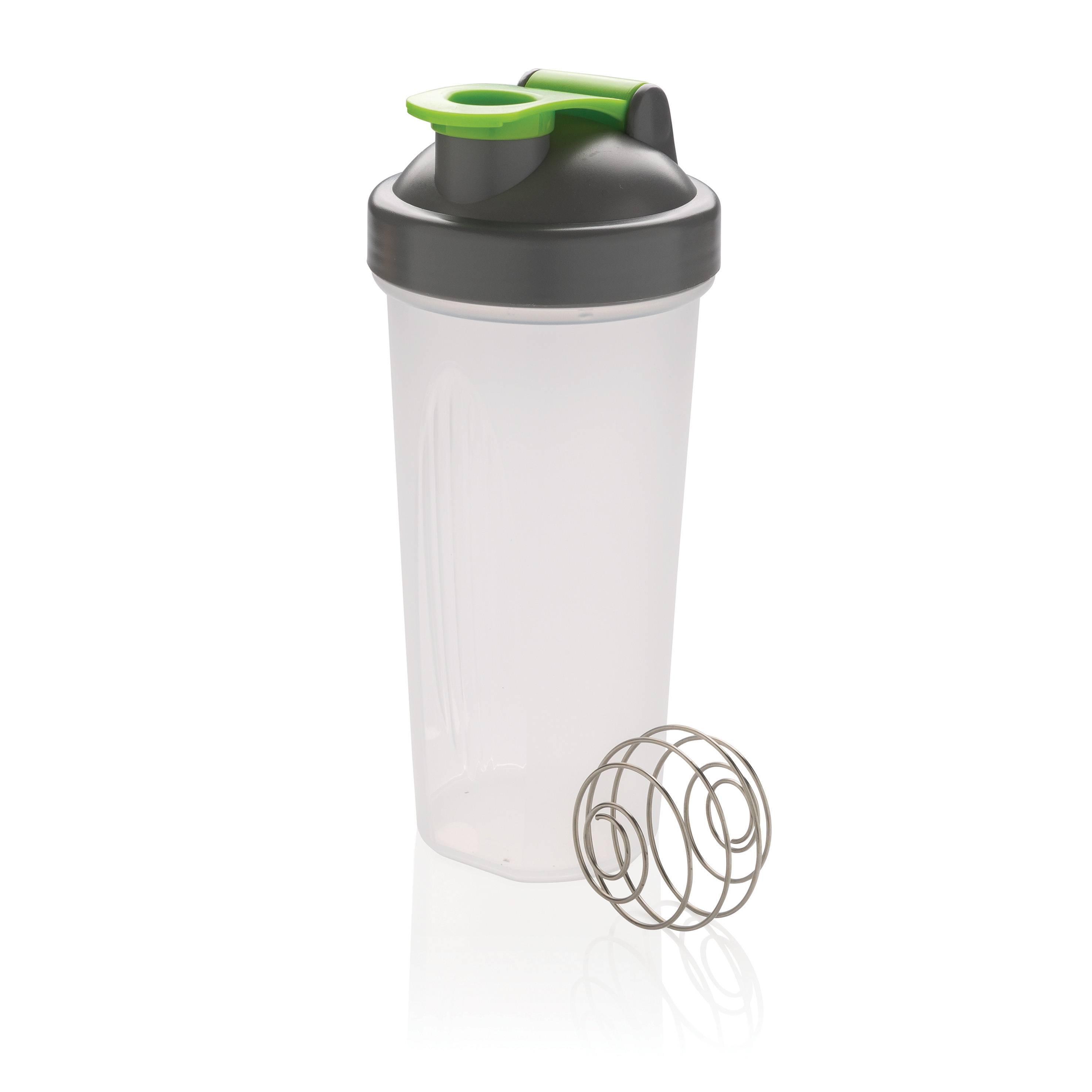Shakerflaske (Grøn)