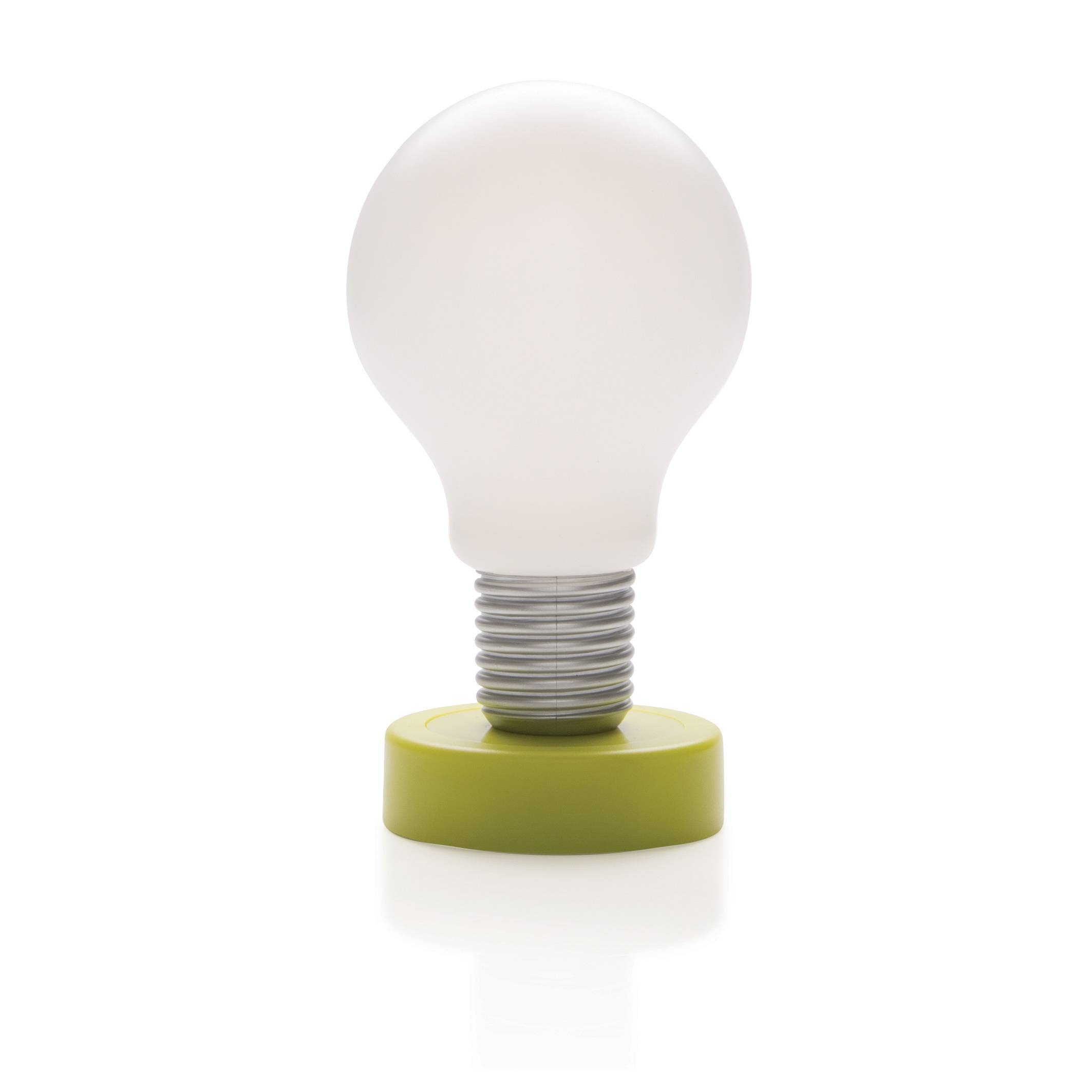 Lampe - Push lamp (Lime)