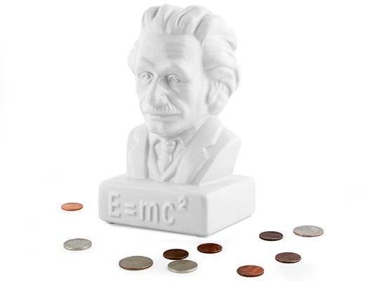 Sparebøsse - Einstein