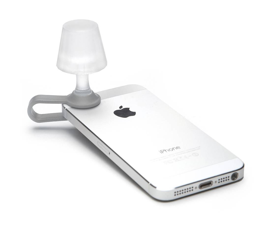 Image of   Mobil lampe - Luma (Grå)