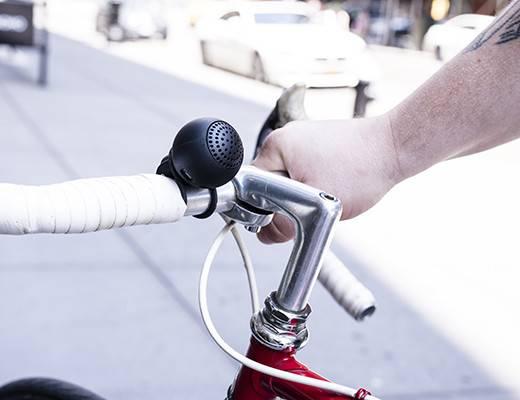 Image of   Loop bluetooth cykelhøjttaler (Sort)