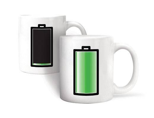 Krus - Battery Morph Mug thumbnail