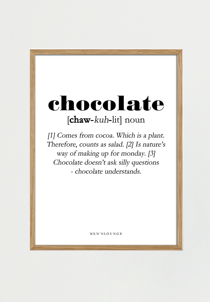 Image of   Chocolate Definition