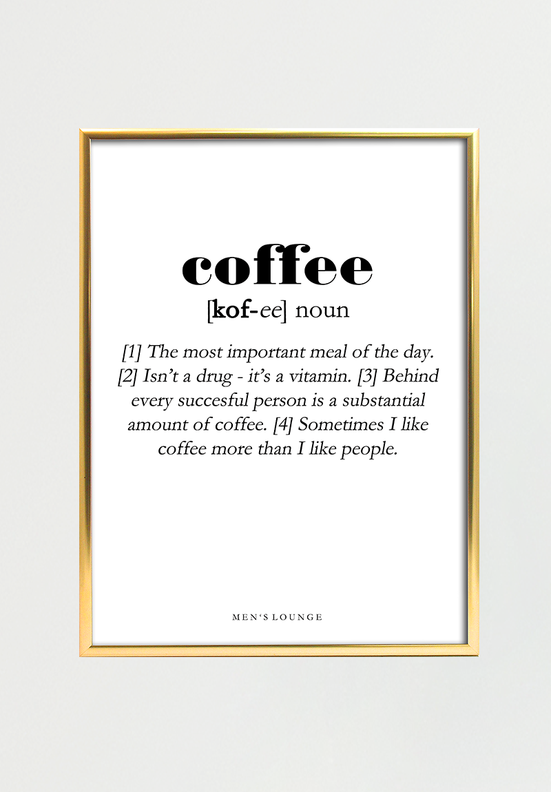Image of   Coffee Definition