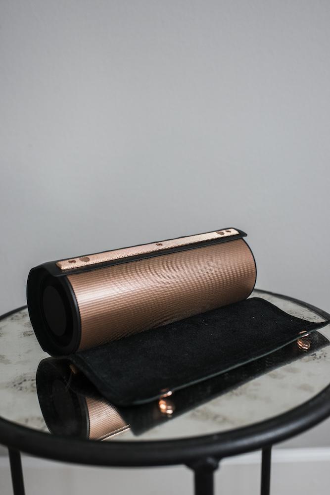 LEMUS Vintage - Trådløs bluetooth højttaler