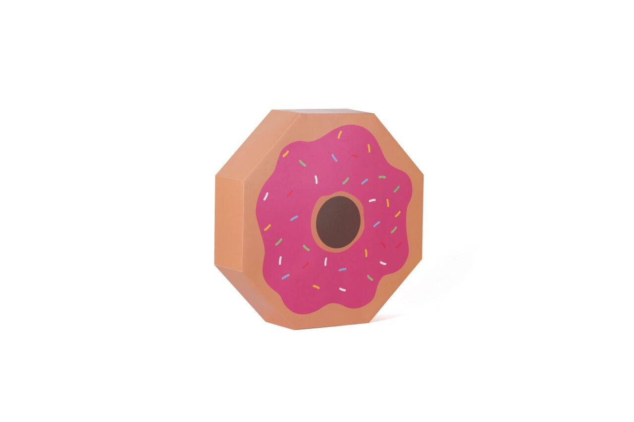 Image of   Festtilbehør - Pinata (Doughnut)