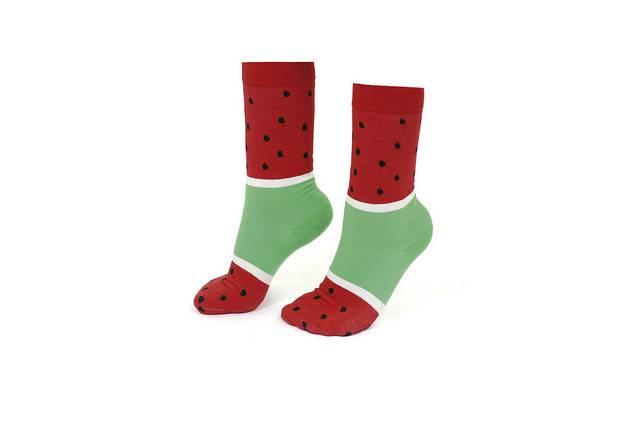 Strømper - Icepop Socks (Watermelon) thumbnail