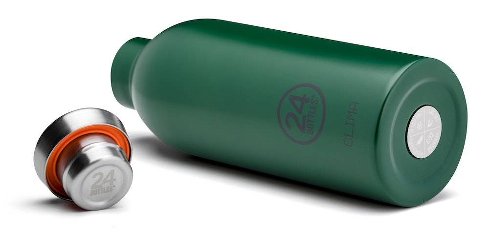 Image of   24Bottles - Clima - Termoflaske - Jungle Green - 500 ml