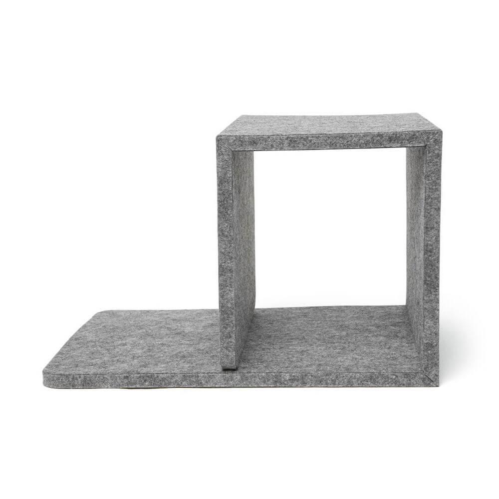 KIKKERLAND - Sengebord - Cube bedside table - 23 x 36,4 x 4,5 cm