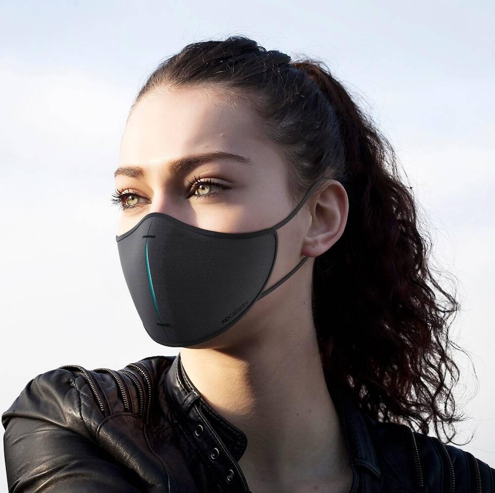 XDdesign - Protective Mask Set - Mundbind - Sort