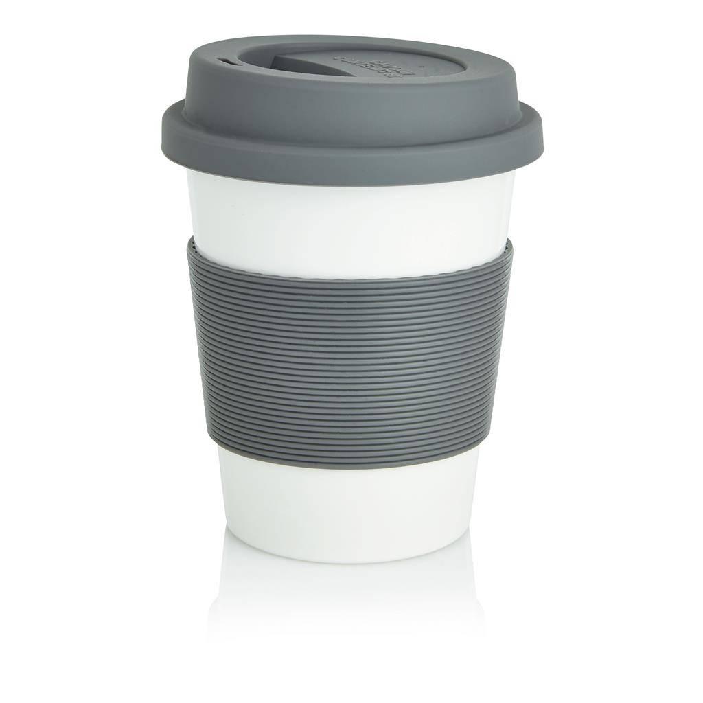 Image of   Krus m. låg - Plant Cup (Grå)