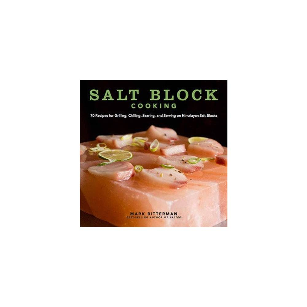 Image of   Bog - Salt Block Cooking