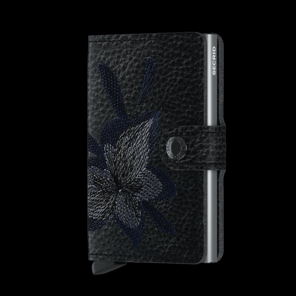 Kortholder - Secrid Miniwallet (Stitch Magnolia Black) thumbnail