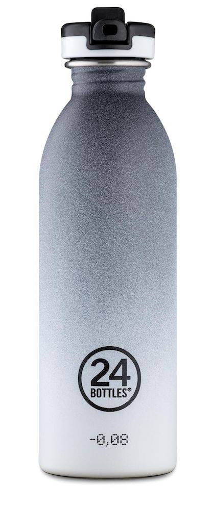 Image of   24Bottles - Urban - Drikkeflaske - Tempo Grey - 500 ml