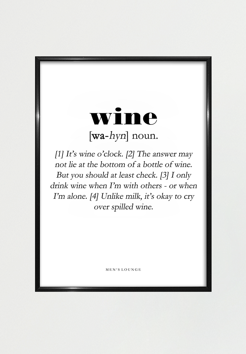 Image of   Wine Definition